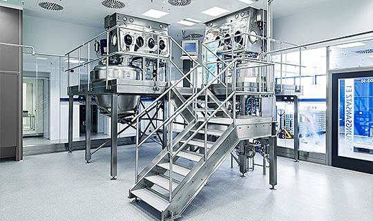 Bild: Prozessanlagen