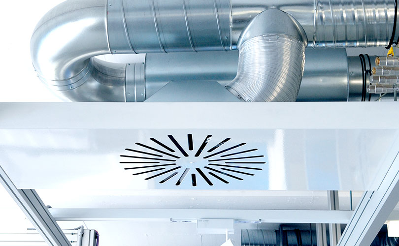 Total Ventilation and Air Conditioning Solution