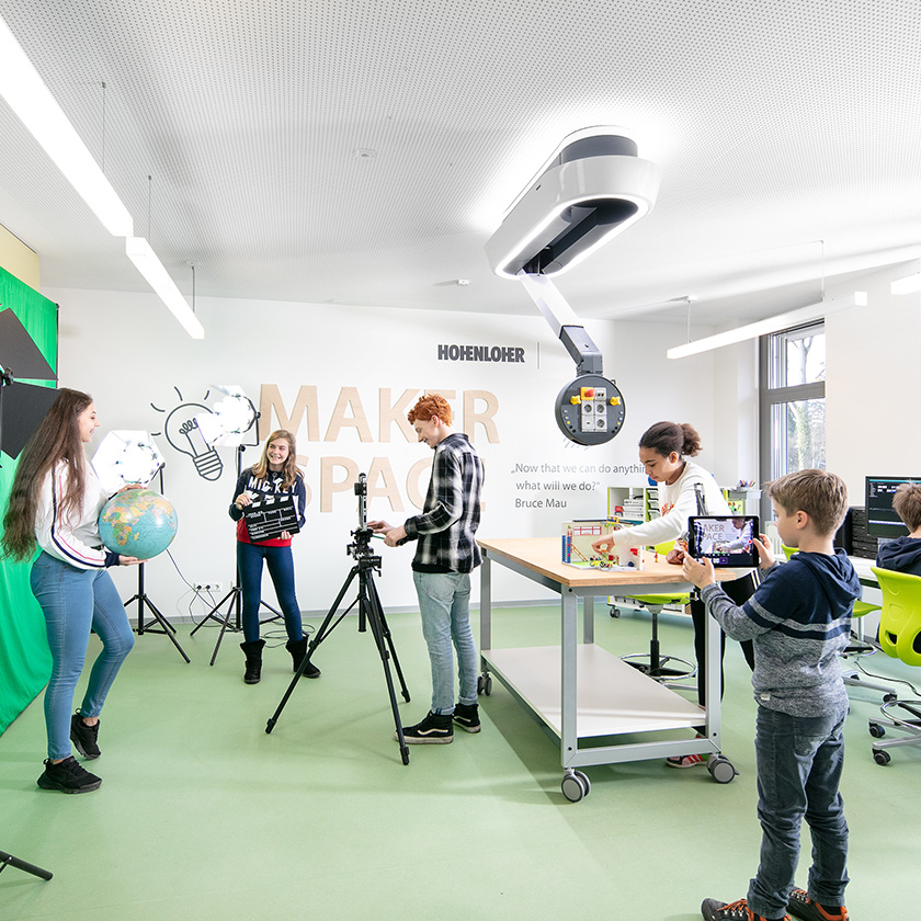 Learning Spaces Ernst-Reuter-School