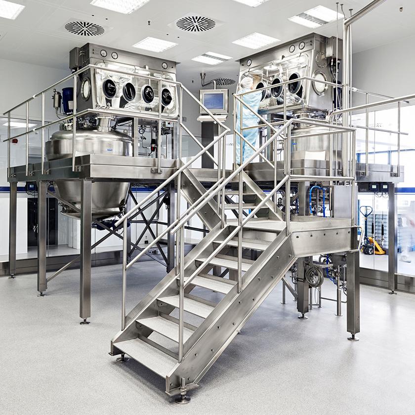 Pharma Formulation System