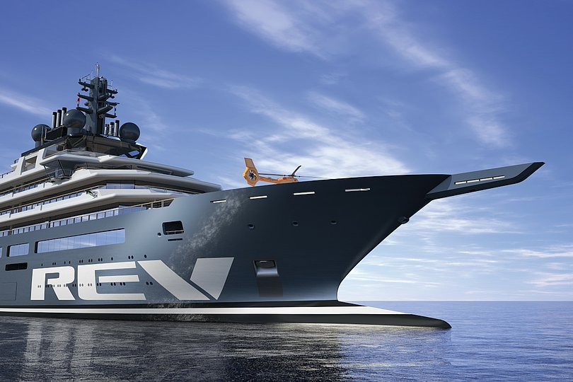 REV Ocean - equipped with labs suitable for the oceans